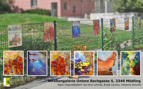 LIM ART ON OPEN AIR Straßengalerie